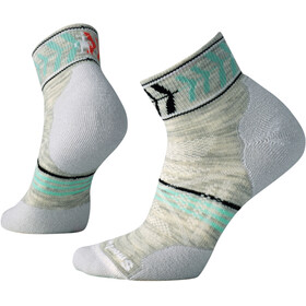 Smartwool PhD Outdoor Light Pattern - Chaussettes Femme - beige/gris